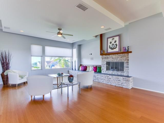 Great Room -- and a large loft area upstairs for lots of entertaining!