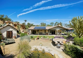 Crest Canyon Compound with Casita