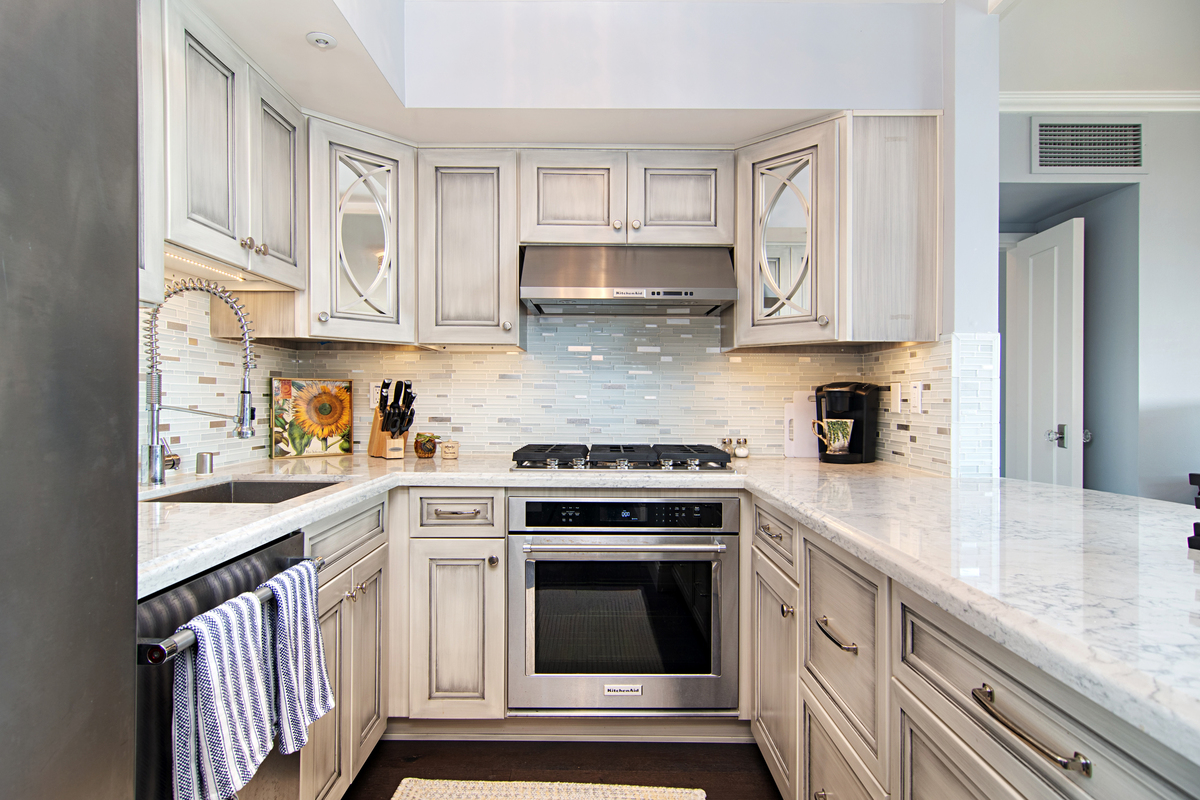 Beautiful kitchen specially designed
